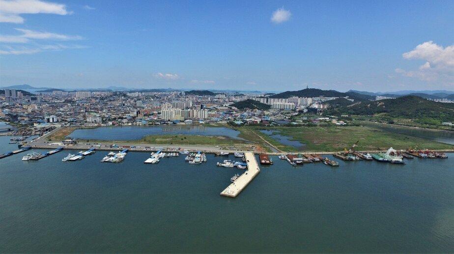 목포 남항, 미래형 친환경선박 메카로 조성한다
