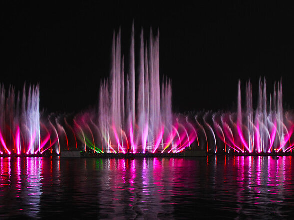 Dancing Sea Fountain