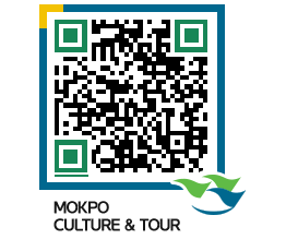Mokpo City QRCODE image(http://www.mokpo.go.kr/toureng/wxcy3a@)